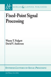 Fixed-Point Signal Processing by Wayne Padgett