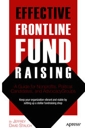 Effective Frontline Fundraising by Jeff Stauch