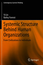 Systemic Structure Behind Human Organizations by Yi Lin