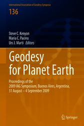 Geodesy for Planet Earth by Steve Kenyon