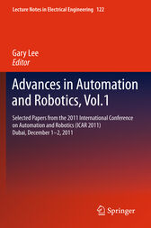 Advances in Automation and Robotics, Vol.1 by Gary Lee