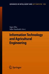 Information Technology and Agricultural Engineering by Egui Zhu