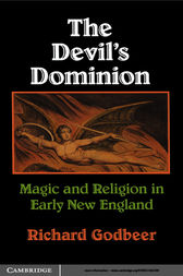 The Devil's Dominion by Richard Godbeer