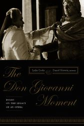 The Don Giovanni Moment by Lydia Goehr