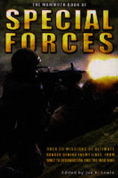 The Mammoth Book of SAS and Special Forces by Lewis Jon E