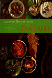 Authentic Recipes from Thailand by Sven Krauss