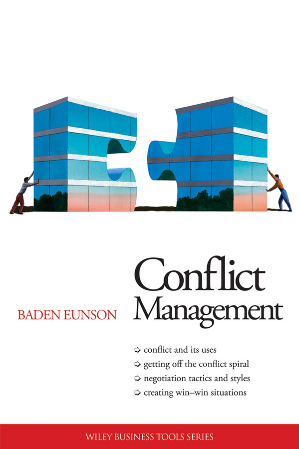 Download Ebook Conflict Management by Baden Eunson Pdf