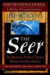 The Seer Devotional And Journal by James W. Goll