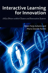 Interactive Learning for Innovation by Björn Terje Asheim