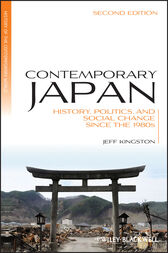 Contemporary Japan by Jeff Kingston