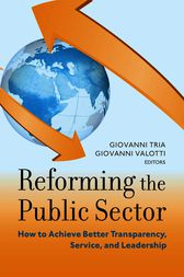 Reforming the Public Sector by Giovanni Tria