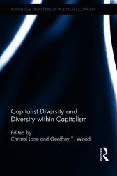 Capitalist Diversity and Diversity within Capitalism by Geoffrey Wood
