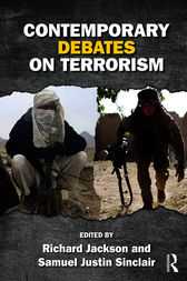 Contemporary Debates on Terrorism by Richard Jackson