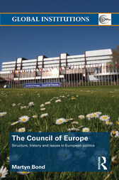 The Council of Europe by Martyn Bond