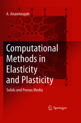 Computational Methods in Elasticity and Plasticity by A. Anandarajah