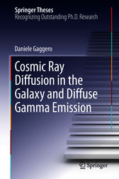 Cosmic Ray Diffusion in the Galaxy and Diffuse Gamma Emission by Daniele Gaggero