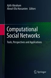 Computational Social Networks by Ajith Abraham