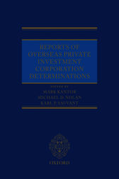 Reports of Overseas Private Investment Corporation Determinations by Mark Kantor