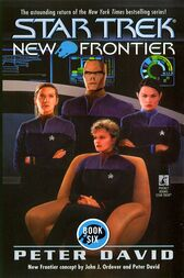 St New Frontier #6  Fire On High by Peter David