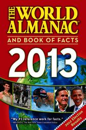 The World Almanac and Book of Facts 2013 by Sarah Janssen