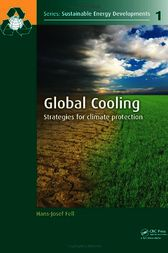 Global Cooling by Hans-Josef Fell