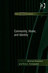 Community, Home, and Identity by Michael Diamond