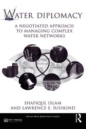 Water Diplomacy by Shafiqul Islam