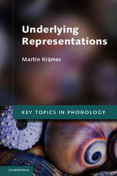 Underlying Representations by Martin Krämer