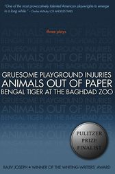 Gruesome Playground Injuries; Animals Out of Paper; Bengal Tiger at the Baghdad Zoo by Rajiv Joseph