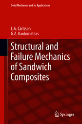 Structural and Failure Mechanics of Sandwich Composites by L.A. Carlsson