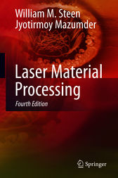 Laser Material Processing by William M. Steen