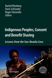 Indigenous Peoples, Consent and Benefit Sharing by Rachel Wynberg
