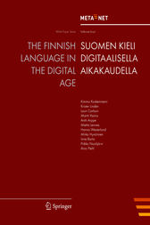 The Finnish Language in the Digital Age by Georg Rehm