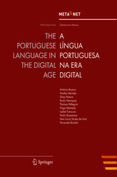 The Portuguese Language in the Digital Age by Georg Rehm
