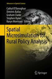Spatial Microsimulation for Rural Policy Analysis by Cathal O'Donoghue