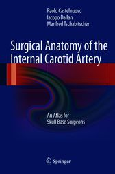 Surgical Anatomy of the Internal Carotid Artery by Paolo Castelnuovo