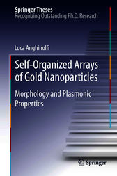 Self-Organized Arrays of Gold Nanoparticles by Luca Anghinolfi