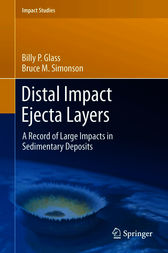 Distal Impact Ejecta Layers by Billy P. Glass