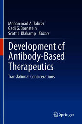 Development of Antibody-Based Therapeutics by Mohammad A. Tabrizi