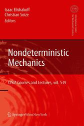 Nondeterministic Mechanics by Isaac Elishakoff