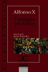 Cantigas profanas by Alfonso X