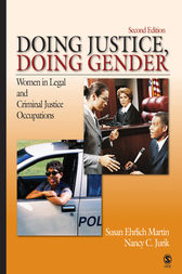 Doing Justice, Doing Gender by Susan Ehrlich Martin