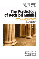 The Psychology of Decision Making by Lee Roy Beach