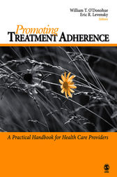 Promoting Treatment Adherence by William O'Donohue