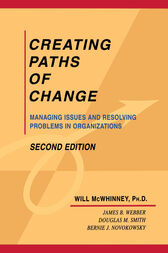 Creating Paths of Change by Will McWhinney