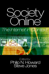 Society Online by Philip E. N. Howard