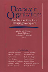 Diversity in Organizations by Martin M Chemers