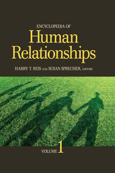 Encyclopedia of Human Relationships by Harry T. Reis