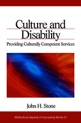 Culture and Disability by John H. Stone