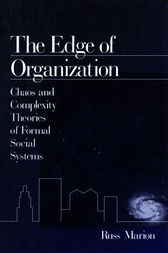 The Edge of Organization by Russ Marion